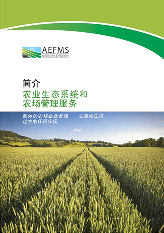 aefms brochure - chinese version